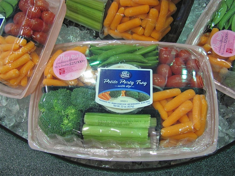 Embalagens minimamente processado | Food Tech